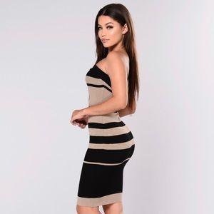 Fashion Nova dress ONLY WORN ONCE